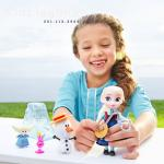 ชุดเซ็ทตุ๊กตา Disney Animators Collection Elsa Mini Doll [Disney USA]
