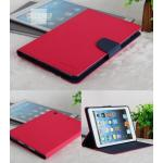 (สีชมพูเข้ม) เคสเมอคิวรี่ ซิลิโคนหุ้มตัวเครื่อง (เคส iPad mini 1/2/3)