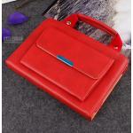 (สีแดง) เคสกระเป๋าถือ มีหูหิ้ว สวยเก๋ (เคส iPad mini 1/2/3)