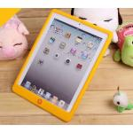 (สีเหลือง) Switch Easy เคสซิลิโคนนิ่ม (เคส iPad 2/3/4)