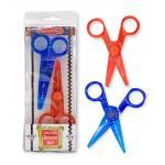 Child-Safe Scissor Set ชุดกรรไกรสำหรับเด็ก ++ พร้อมส่ง++