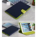 (สีกรมท่า-เขียวตอง) เคสเมอคิวรี่ ซิลิโคนหุ้มตัวเครื่อง (เคส iPad mini 1/2/3)