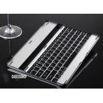 (สีดำ) Keyboard Aluminium Bluetooth (คีย์บอร์ด บลูทูธ iPad mini 1/2/3)