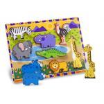 จิ๊กซอชิ้นใหญ่ Chunky Puzzle - Safari