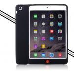 (สีดำ) เคสซิลิโคนนิ่ม (เคส iPad mini 1/2/3)