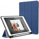 (สีกรมท่า) iVAPO งานแท้ (มีที่เก็บปากกา Apple Pencil) เคส iPad Pro 10.5