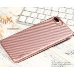 (สี Rose Gold) X-Level Colorfiber (เคส iPhone 7 Plus)