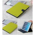 (สีเขียวตอง) Mercury ซิลิโคนหุ้มตัวเครื่อง (เคส iPad Air 1)