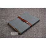 (สีเทาเข้ม) เคสกระเป๋าเข็มขัด PULLER (เคส iPad mini 1/2/3)