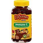 Lil Critters Immune C Plus Zinc and Echinacea Gummy Bears - 190 เม็ดวิตามิน หมียอดฮิตรวมวิตามิน ซีค่ะ