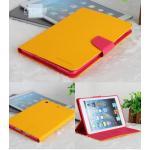 (สีเหลือง) เคสเมอคิวรี่ ซิลิโคนหุ้มตัวเครื่อง (เคส iPad mini 1/2/3)