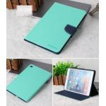 (สีเขียวมิ้น) เคสเมอร์คิวรี่ ซิลิโคนหุ้มตัวเครื่อง (เคส iPad mini 4)