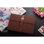 (สีน้ำตาลเข้ม) เคสกระเป๋าเข็มขัด PULLER (เคส iPad mini 4)