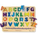 กระดาน ABC มีเสียงเพลง Melissa and doug Sound Puzzles - Alphabet