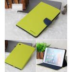 (สีเขียวตอง) เคสเมอร์คิวรี่ ซิลิโคนหุ้มตัวเครื่อง (เคส iPad mini 4)