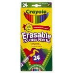 ดินสอสีไม่ต้องเหลา 12 สี Crayola 12 Ct Twistables Colored Pencils
