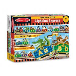 จิ๊กซอขนาดใหญ่ Alphabet Express Floor Puzzle