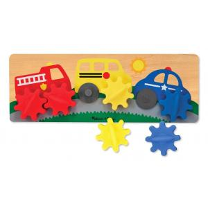 Melissa and Doug Gear Toy - ล้อหมุน