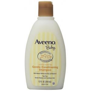 แชมพูเด็กสูตรอ่อนโยน Aveeno Gentle Conditioning Baby Shampoo [USA]