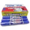 ปากกาเคมี 2 หัว ตราม้า (โหลละ 115 บาท)