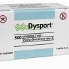 Dysport (500 unit) อย. สุนยากาส (ENGLAND)