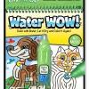 สมุดระบายสีแบบพกพา Melissa and Doug Water Wow Reusable - รุ่นหาทางออก maze สัตว์เลี้ยง