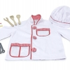 ชุดพ่อครัวน้อย Melissa and doug Chef Role Play Costume Set