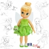 ตุ๊กตา Disney Animators' Collection Tinker Bell [Disney USA]