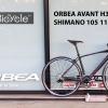 จักรยานเสือหมอบ Orbea AVANT H30