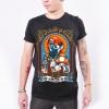 MARIO Black T-Shirt