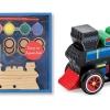 ประดิษฐ์ รถไฟ DIY Set - Train