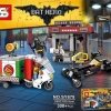 เลโก้จีน SY878 ชุด BATMAN Movie: Scarecrow™ Special Delivery