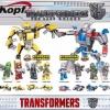 เลโก้จีน Transformer Duo-Lepin ชุด 8 กล่อง