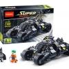 เลโก้จีน Decool 7105 ชุด Bat tumbler