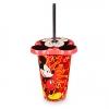 แก้วน้ำพร้อมหลอด Mickey Mouse Tumbler with Straw [USA][n]