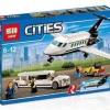 เลโก้จีน LEPIN.02044 ชุด CITY AIRPORT VIP