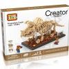 นาโนบล็อค Loz : ฟอสซิล ไดโนเสาร์ Triceratops
