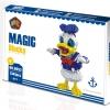 นาโนบล็อค : HC Magic 9052 : Donald Duck