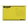 แฟ้มแขวนตราช้าง รุ่น 925 สีเหลือง (บรรจุ 10 เล่ม)