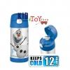 กระติกเก็บความเย็นThermos 12 Ounce Funtainer Bottle ลายOlaf