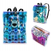 กระเป๋าใส่อุปกรณ์ว่ายน้ำสำหรับเด็ก World of Disney Emoji Swim Bag