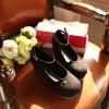 Preorder รองเท้า Lolita เจ้าหญิงแมว คอสเพลย์โลลิต้า