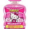 น้ำยาบ้วนปากFirefly Hello Kitty Melon Kiss Flavor Anticavity Fluoride Rinse พร้อมถ้วยน้ำ