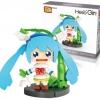 Loz mini block : Hatsune Miku #1413