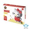 MAGIC Blocks : Hello Kitty #9025