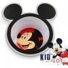 จานเมลามีน ลาย Mickey Mouse BPA free [Disney USA]++พร้อมส่ง [p]