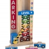 ลานจอดรถแสนสนุก Melissa and doug Stack and Count Parking Garage