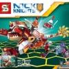 เลโก้จีน SY 895 Nexo Knights