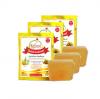 Herbal Deodorant สบู่สมุนไพรระงับกลิ่น ขิง-มะขาม [ 3 ชิ้น ]