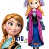 ตุ๊กตานิ่ม Anna Frozen ขนาด 20 นิ้ว [Disney USA] ++พร้อมส่ง++